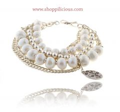 Snow White (So White) Bracelet