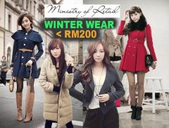 Shop winter wear online at MINISTRY OF RETAIL Online Clothing Store (www.ministryofretail.com)