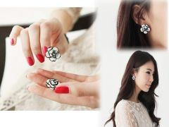 Korean Elegant rose earrings.jpg