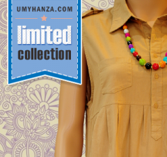 Dresses from UMYHANZA Limited Edition, with various high quality cotton fabrics.