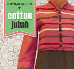 Cotton Jubah/Maxi/Long Dress by UMYHANZA