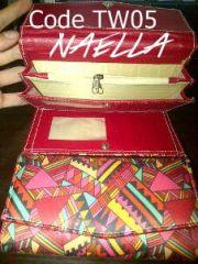 Pre order tribal print wallet