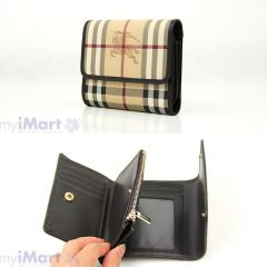 burberry compact wallet