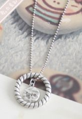 True Love Long Necklace