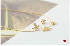 Bring U Peace Necklace
