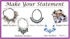 Fashion Statement Pieces You Shouldn't Miss @ www.hayleehayes.com