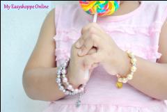Swarovski Pearl Bracelet.