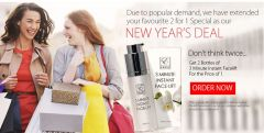 extended offer For New year