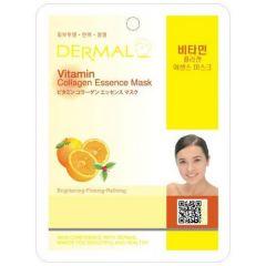 Vitamin Collagen Essence Dermal Korea Masks!