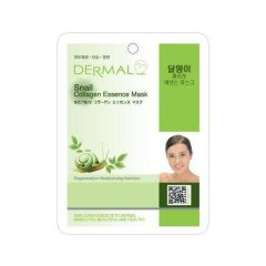 Snail Collagen Essence Dermal Korea Masks!