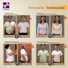 Sensualite Testimonial