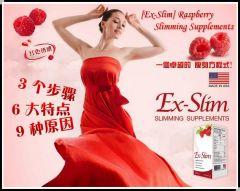 万众期待 火爆出击【 EX-Slim 】红色诱惑 ►新一代 快速纤体瘦身の 缔造者    Raspberry Slimm