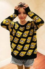 Simpsons Sweater