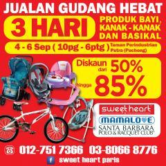Warehouse Sale @ Taman Perindustrian Putra (Puchong)