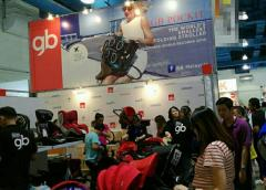 We at TCE Baby Expo (24-27 Nov 2016)